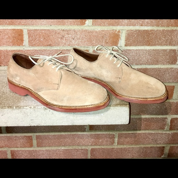 "69845d70a1290 Allen Edmonds Other - Allen Edmonds Men's ""Orlean"" Oxfords Size 9C Taupe"